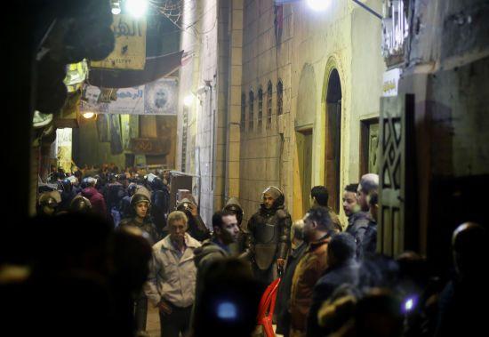 У Єгипті унаслідок самопідриву смертника загинули двоє поліцейських
