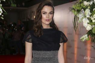 Вся в Chanel: Кіра Найтлі на прем'єрі нового фільму в Лондоні
