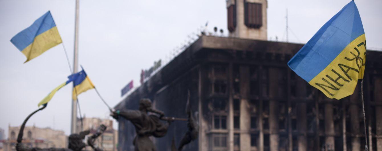 Ночь Апокалипсиса: пять лет назад начались самые кровавые противостояния на Майдане