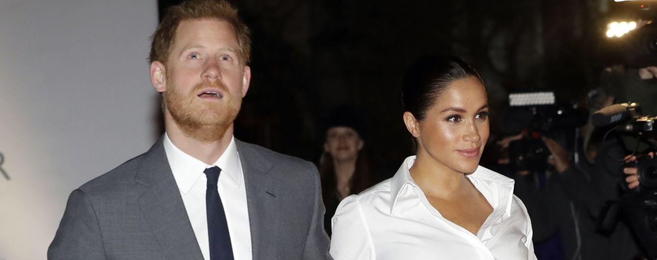 Двойники Меган и Гарри показали подготовку к рождению первенца герцогов
