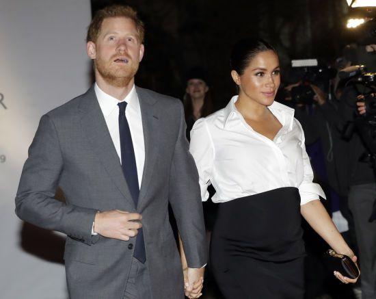 Двійники Меган і Гаррі показали підготовку герцогів до народження первістка
