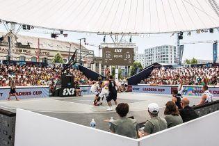 Сборные Украины по баскетболу сыграют с Россией на Чемпионате мира