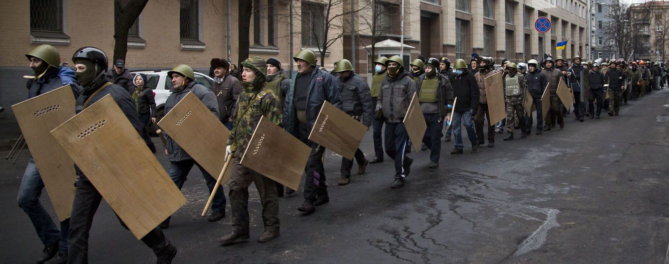 В Україні триває шоста річниця Євромайдану: головні цифри Революції гідності