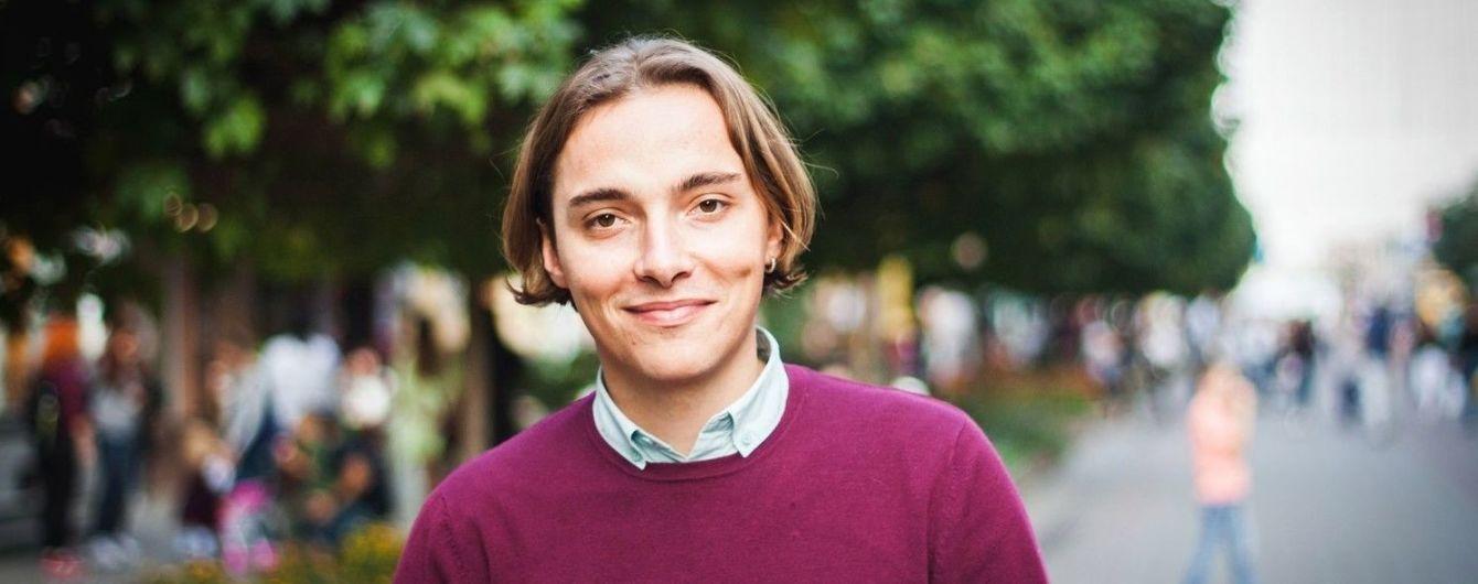 Андрій Любка презентує нову книжку у Туреччині