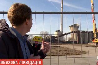 В Германии взорвали гигантскую угольную электростанцию