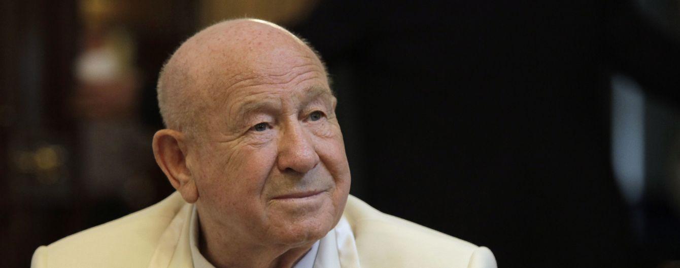 Известный космонавт Леонов выехал из России – СМИ