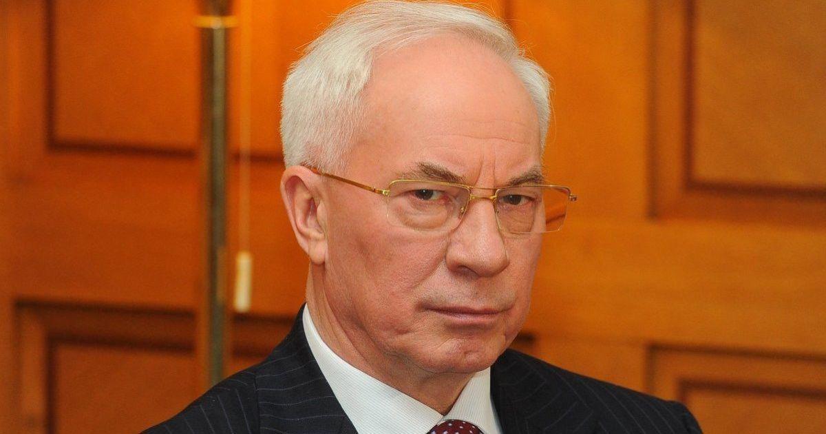 Луценко розповів про затримання фігурантів справи про ОЗУ Януковича та розшук Азарова