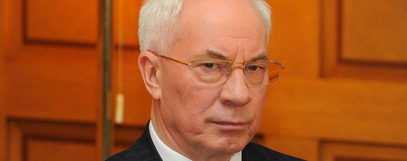 Известный своим суржиком Азаров выступил на российском ТВ экспертом по украинскому языку
