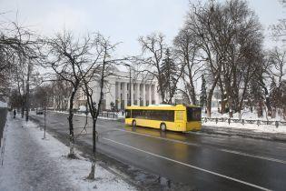 В Украине готовятся защитить полосы общественного транспорта от пробок