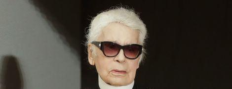 Помер легендарний модельєр Карл Лагерфельд