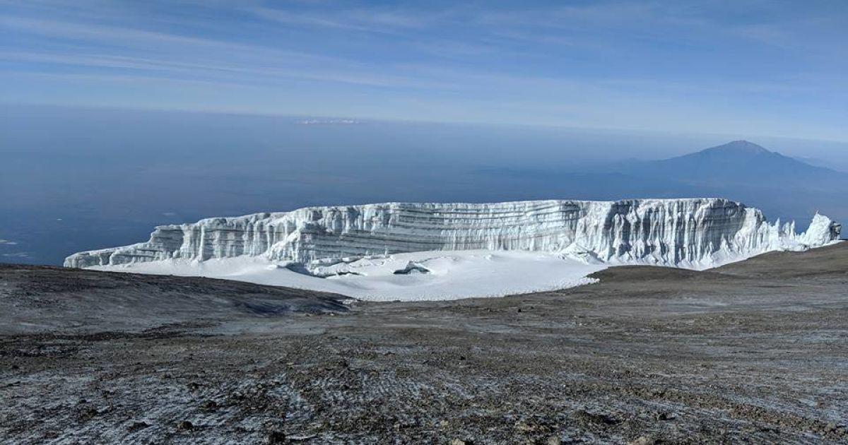 П'ятий день Кіліманджаро: штурм вершини