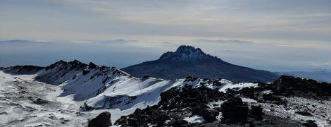 Пятый день Килиманджаро: штурм вершины