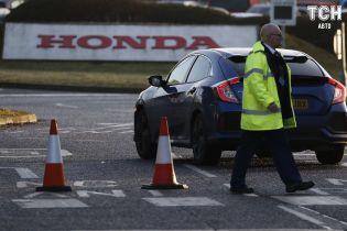 Масштабное увольнение работников Honda в Англии провоцируют электрокары