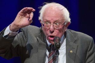 Екс-конкурент Клінтон знову боротиметься у президентській кампанії 2020 року у США