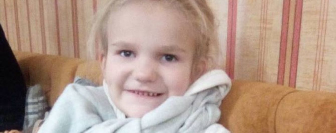 7-річна Катя пережила вже 6 інсультів, але лікарі не можуть знайти причини їхнього виникнення