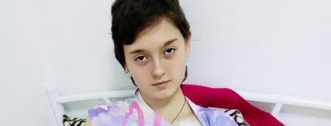 Семья Насти просит финансовой помощи на ее лечение