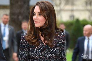 А він її критикував: герцогиня Кембриджська носить творіння Карла Лагерфельда