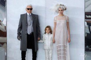 Сім наречених Карла Лагерфельда: улюблені моделі і яскраві образи великого кутюр'є
