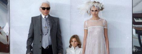 Семь невест Карла Лагерфельда: любимые модели и запоминающиеся образы великого кутюрье