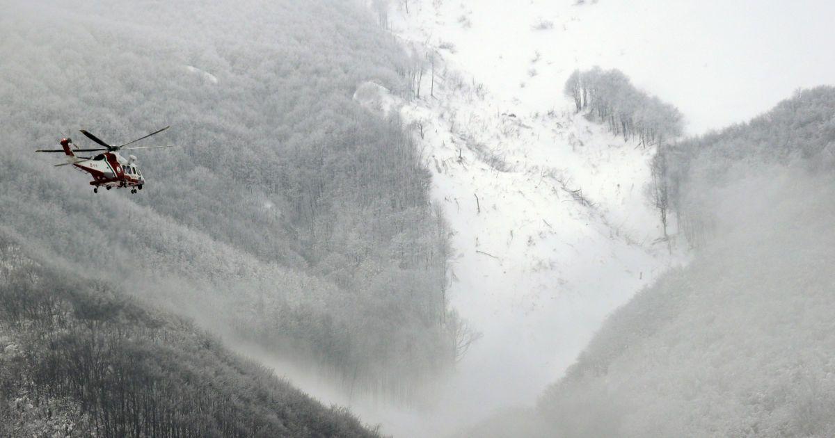 В Карпатах объявили штормовое предупреждение: ожидается сход лавин