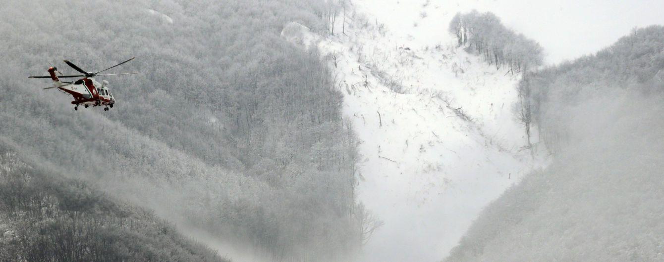 В горах Грузии после схода лавин пропал украинец
