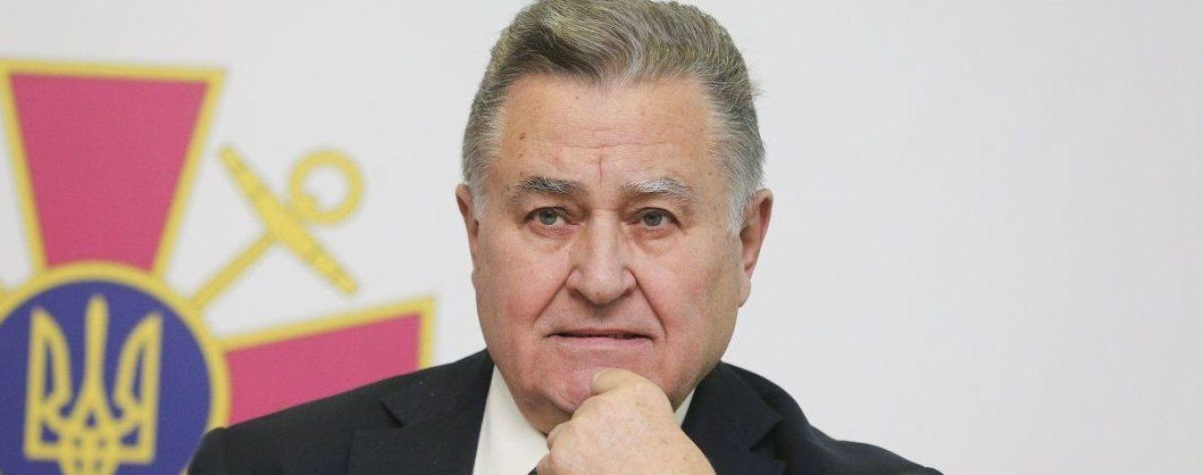 Марчук пропонує піти на поступки у питанні введення миротворців на Донбас