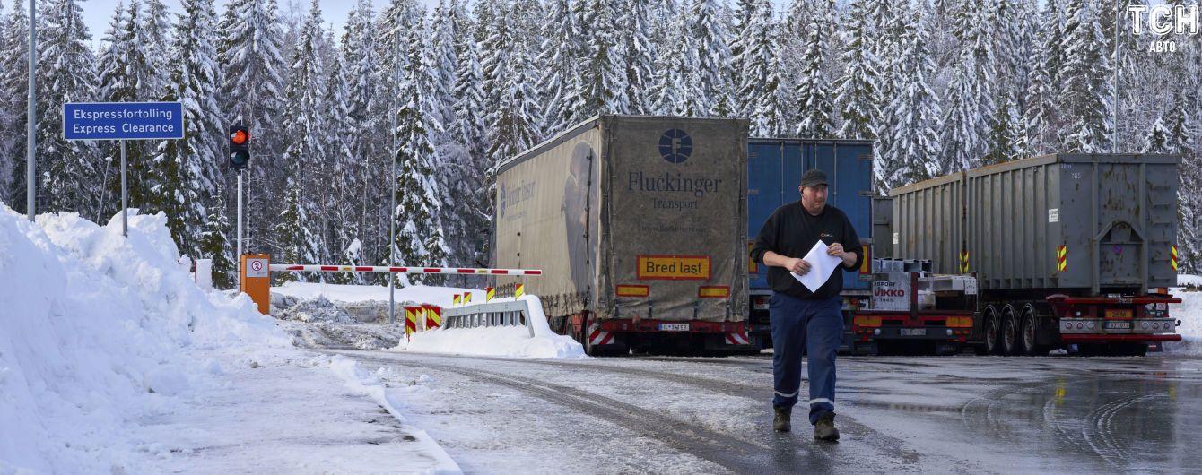 В Евросоюзе приняли жесткий курс на сокращение выбросов от грузовиков
