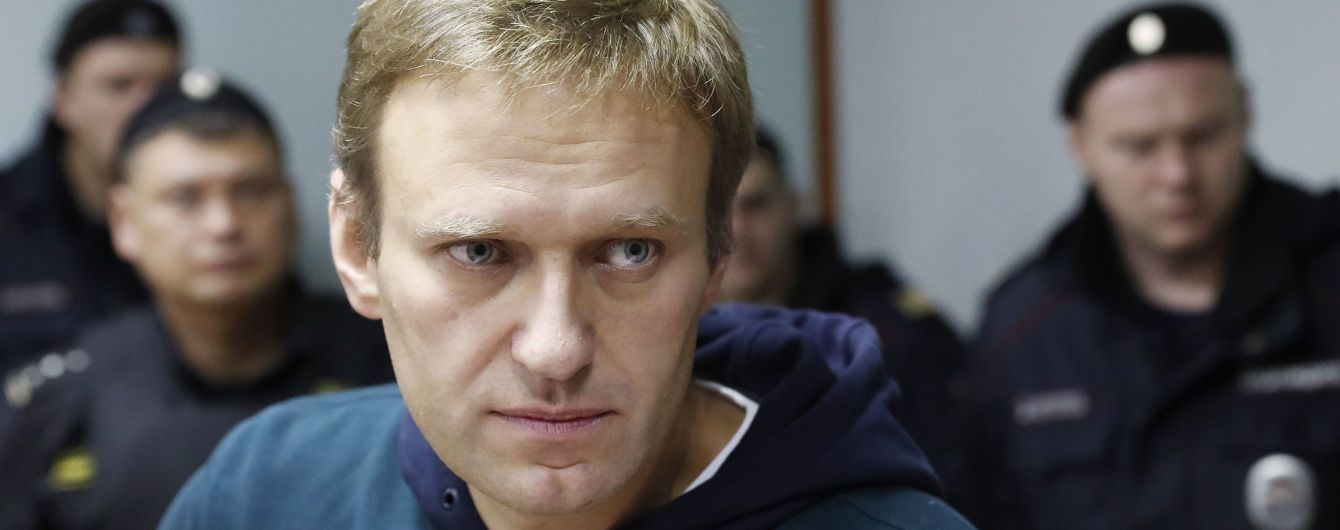 В Москве освободили задержанного на уличном протесте Навального