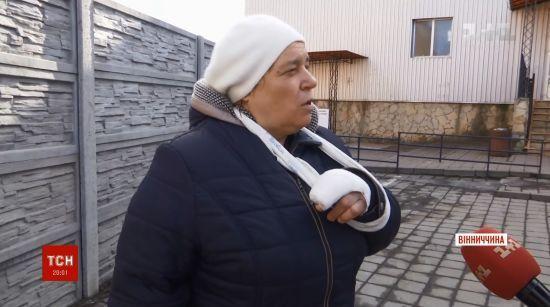 На Вінниччині священик зламав палець парафіянці і вигнав її з храму