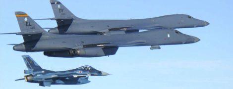 В Японии истребитель пропал с радаров