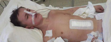 Допоможіть врятувати 13-річного Віталіка