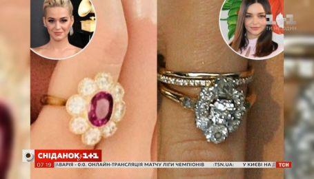 Орландо Блума раскритиковали за кольцо, подаренное Кэти Перри