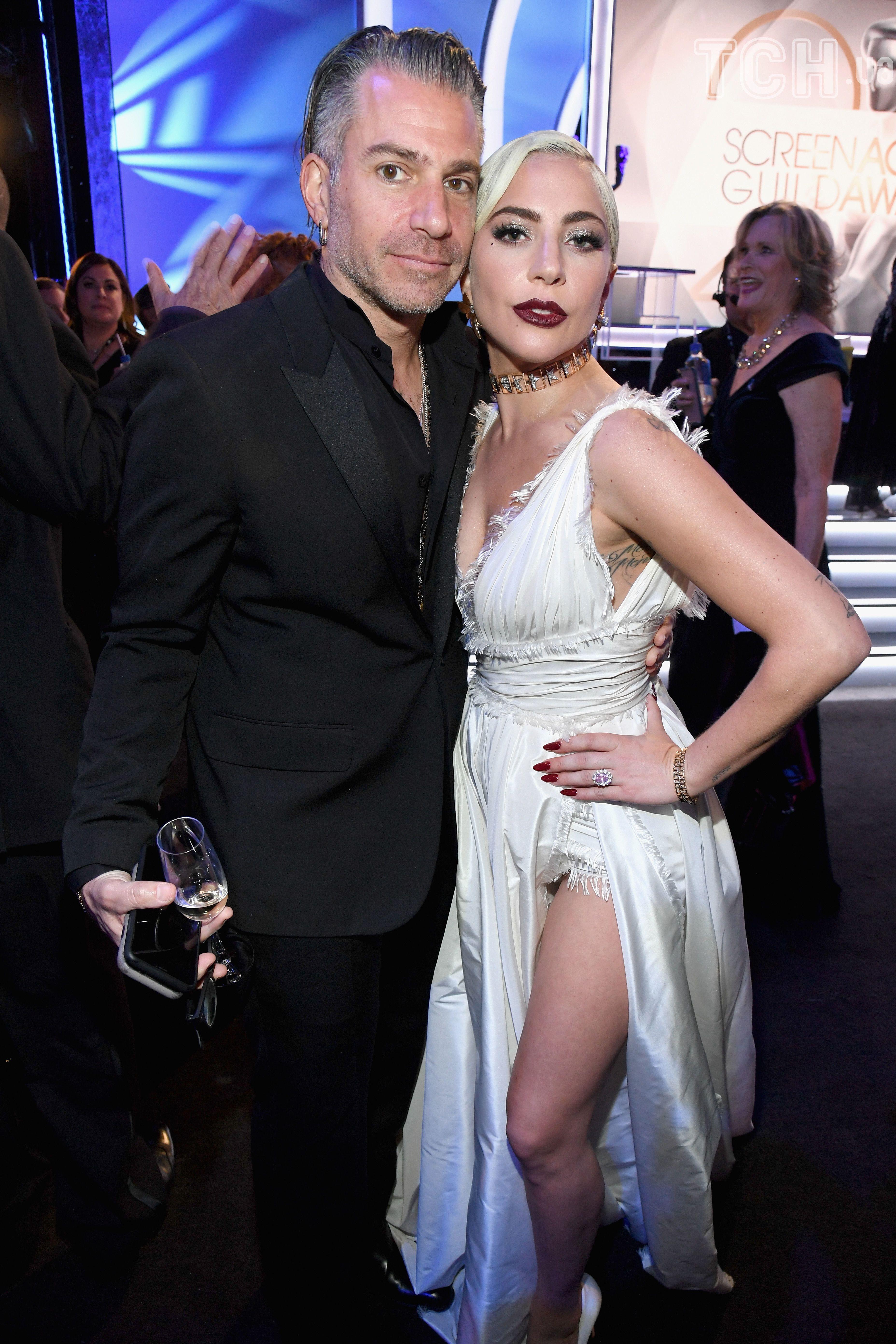 Леді Гага та Крістіан Каріно_1