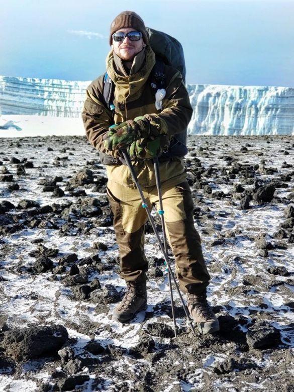 Валерій Ананьєв, Кіліманджаро, для блогів