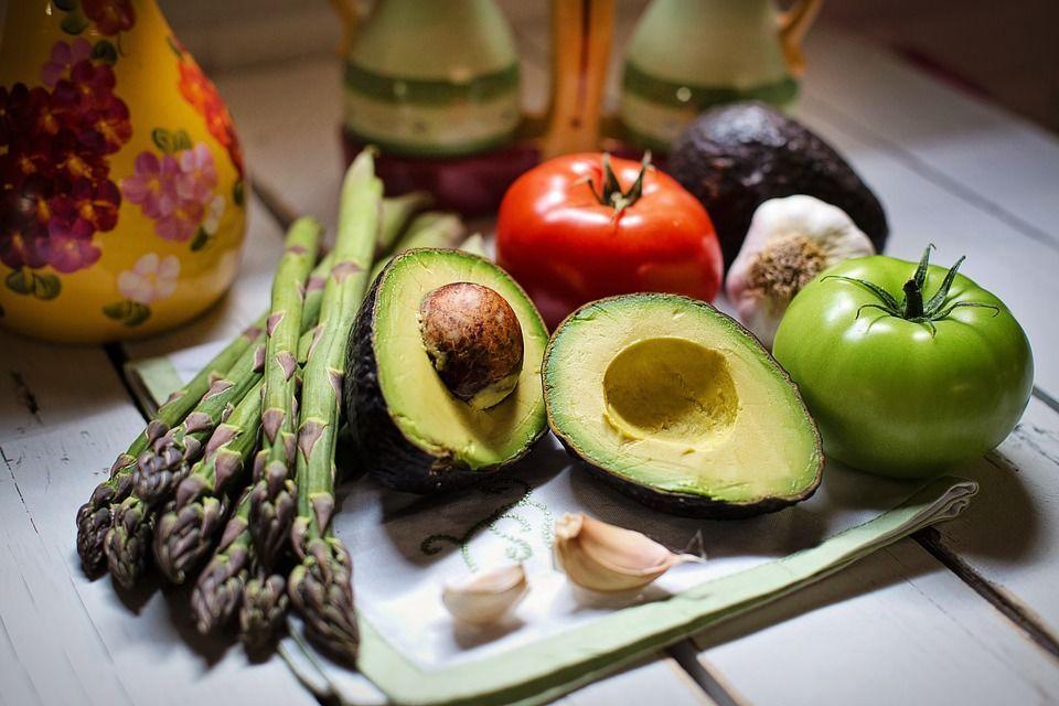 Авокадо, здорове харчування, для блогів