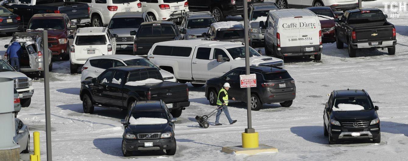 В Україні готуються зводити паркінги на ТРЦ і громадських будівлях