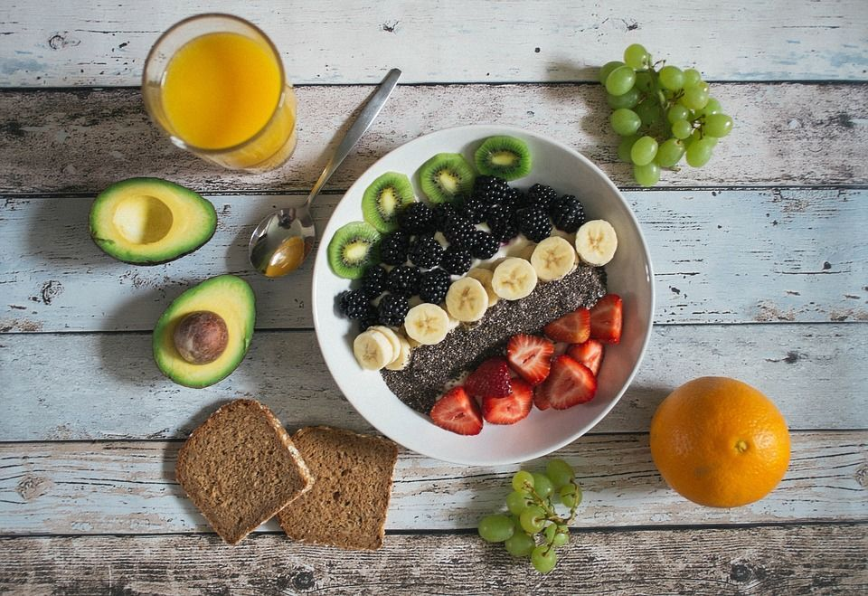 Здорове харчування, для блогів