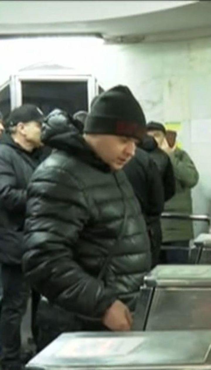 Заблокированные турникеты и штурм управления метро: харьковчане требуют возвращения старых тарифов
