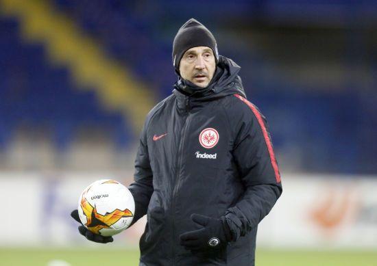 """Тренер """"Айнтрахта"""" рассказал, кто не сыграет против """"Шахтера"""" в Лиге Европы"""