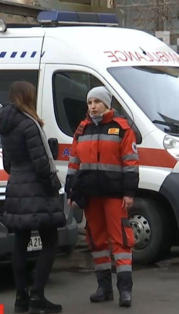 Медики служби екстреної медичної допомоги скаржаться на велику кількість безпідставних викликів