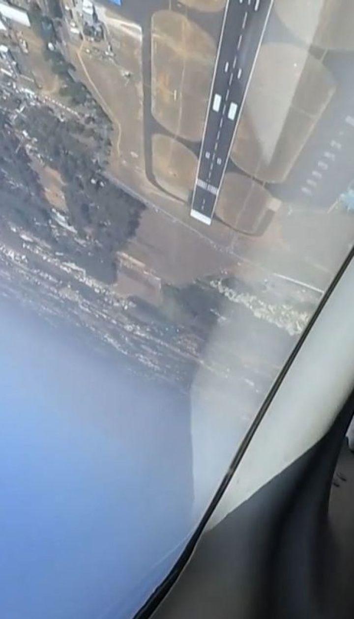Український транспортник продемонстрував трюки, на які здатні лиш спортивні чи військові літаки