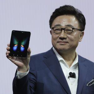 Революція від Samsung: компанія представила смартфони з терабайтом пам'яті та екраном, що гнеться