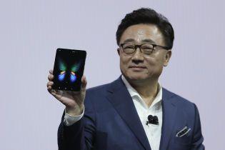 Революция от Samsung: компания представила смартфоны с терабайтом памяти и гнущимся экраном