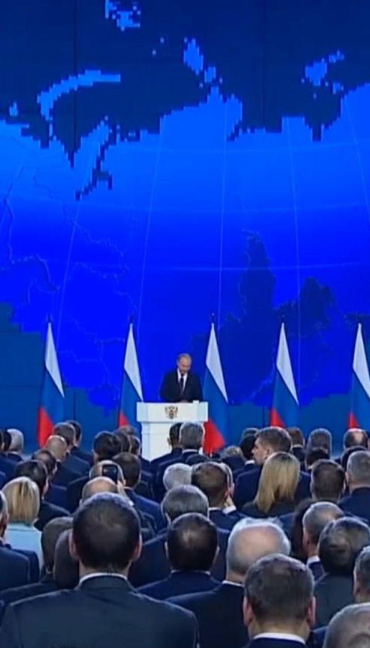 У разі розгортання американських ракет у Європі Москва розгорне нові види озброєнь