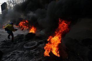 Огненные колесницы Майдана: известный фотограф поделился снимками пятилетней давности