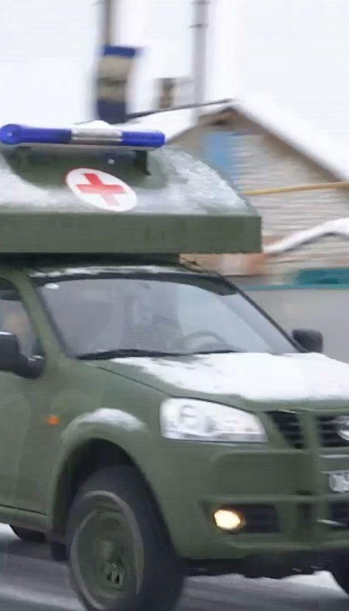 Врачи не смогли спасти бойца ООС, который накануне попал под снайперский обстрел