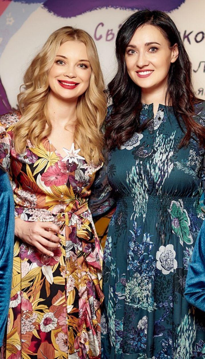 Соломия Витвицкая и Лидия Таран