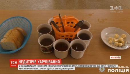 В школах и детсадах Николаева проводят массовые обыски
