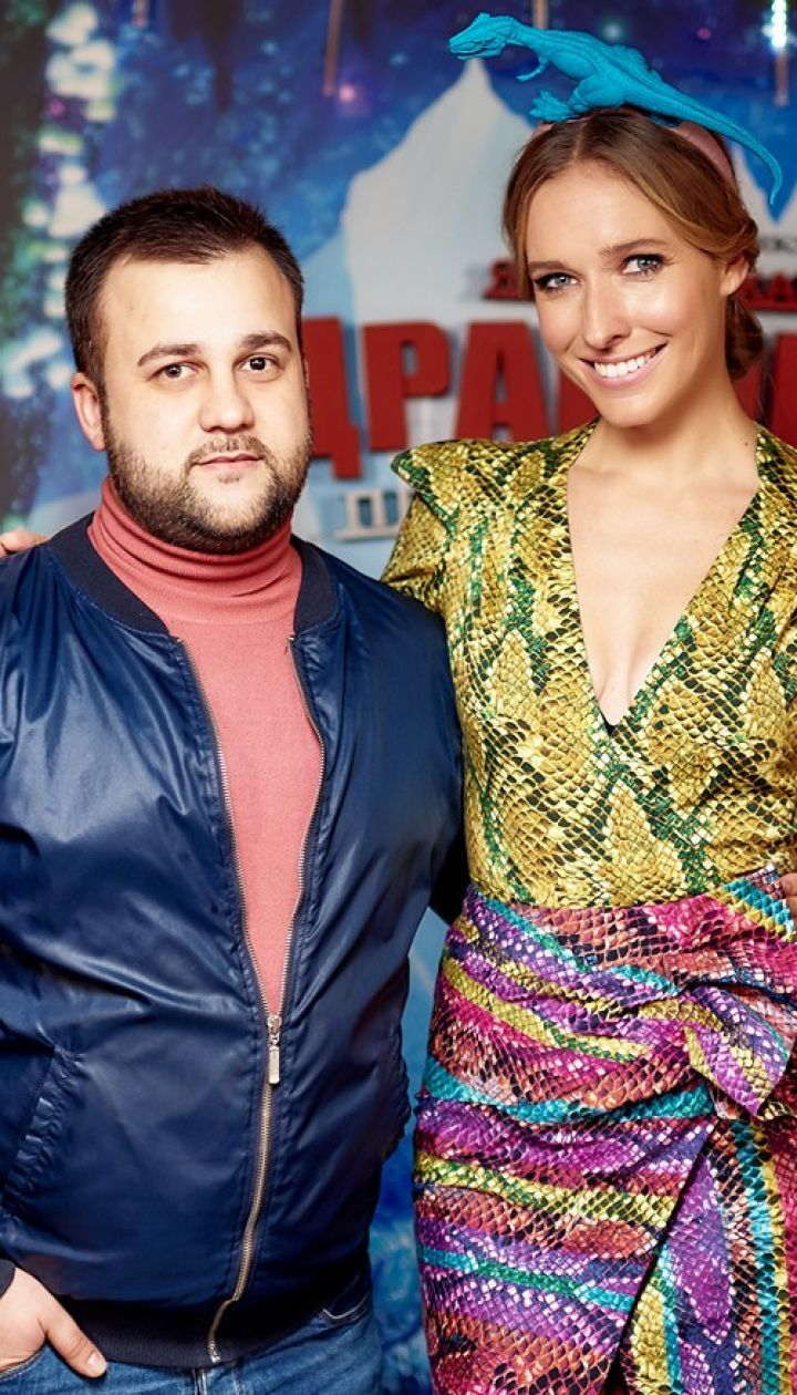 Екатерина Осадчая и Алексей Душка
