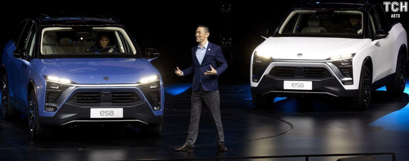 Китайский стартап назвали более инновационным за Tesla